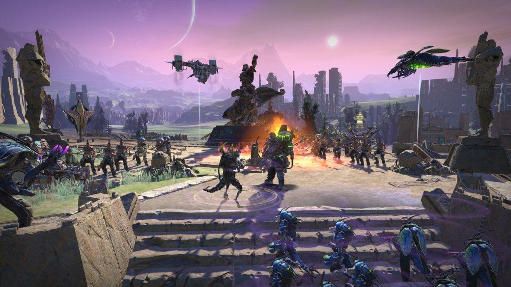 Обзор Age of Wonders: Planetfall — лучшая стратегия лета 2019-го