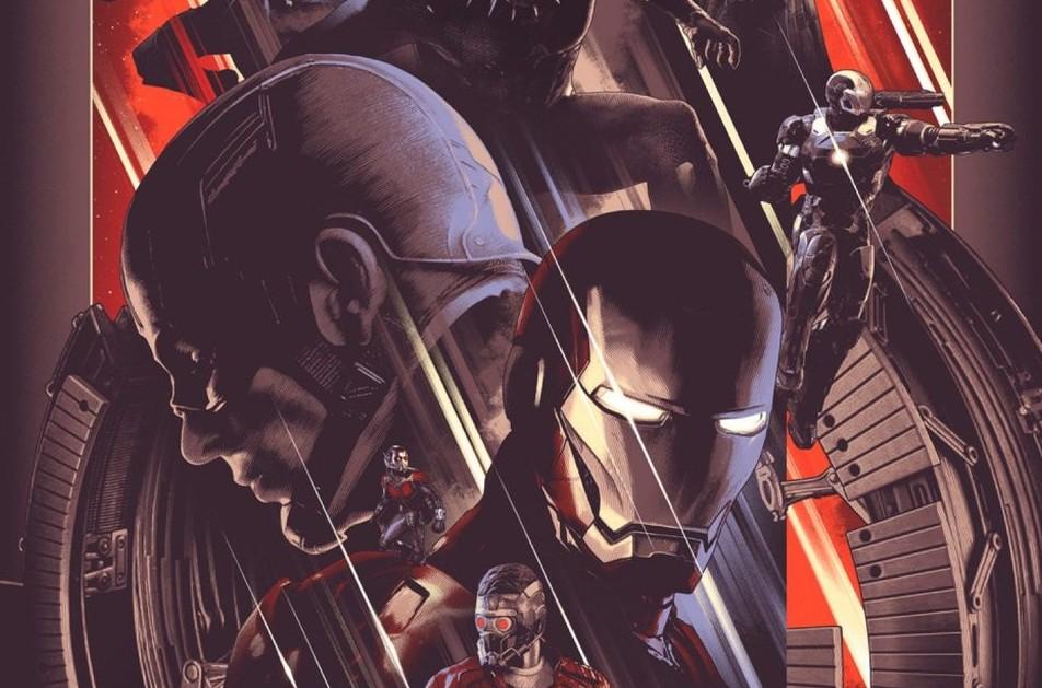 Герои излодеи: Marvel выпустила постеры кдесятилетию своей киновселенной, нобез Человека-паука | Канобу - Изображение 1