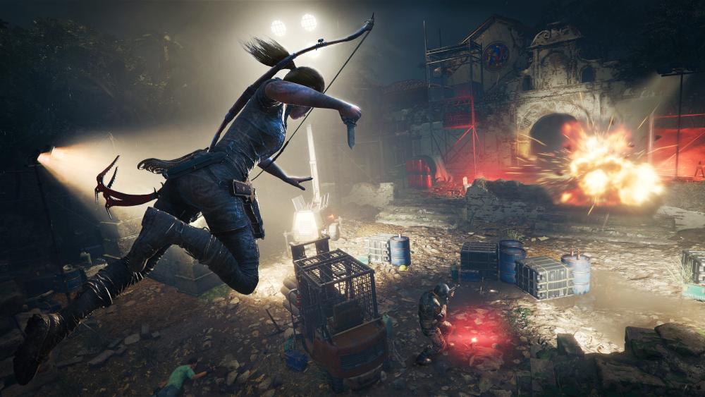 Е3 2018: Лара Крофт преодолевает все вновом ролике Shadow ofthe Tomb Raider | Канобу - Изображение 9393