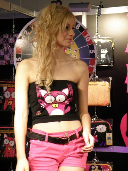 GamesCom 2011. Впечатления. Booth babes, косплей и фрики | Канобу - Изображение 5