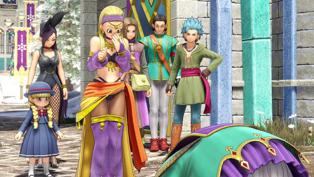 Уже в этом году Dragon Quest получит полнометражный мультфильм | Канобу - Изображение 1