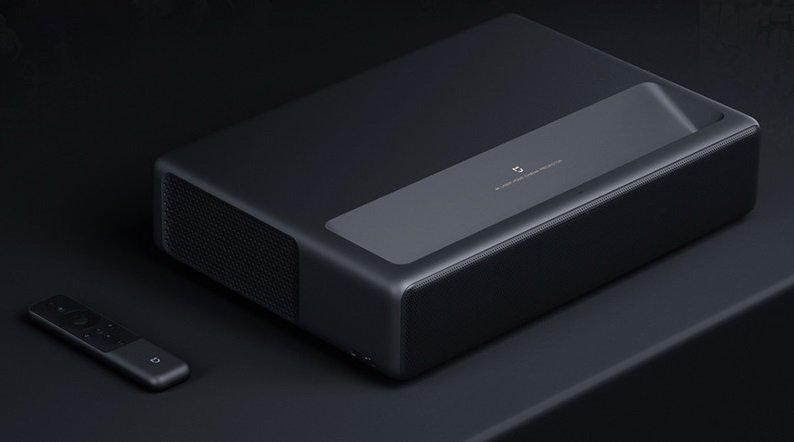 Анонс Xiaomi Mijia Laser Projection TV 4K: 4К-проектор с диагональю вывода картинки до 150 дюймов | Канобу - Изображение 2