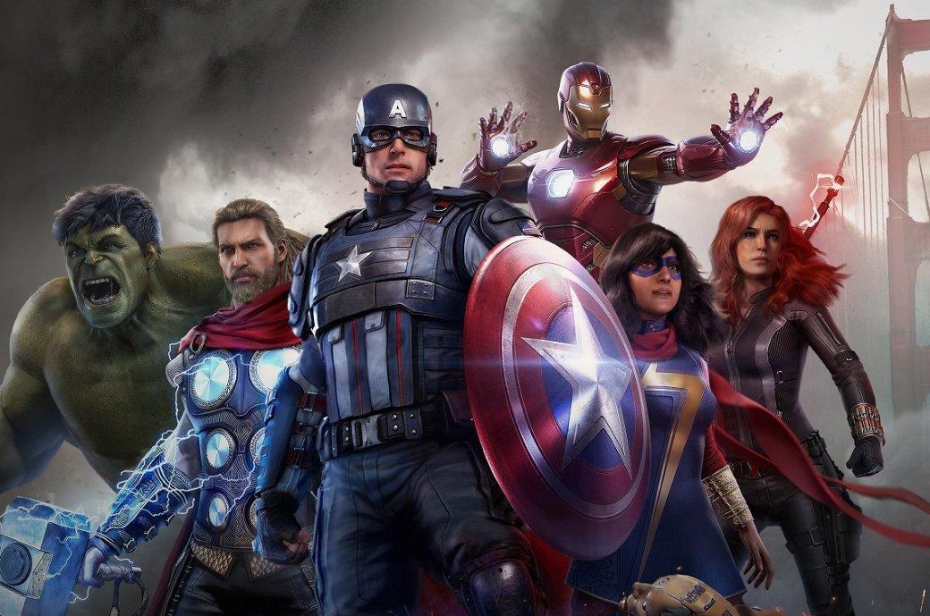Обзор Marvel's Avengers - рецензия на игру Marvel's Avengers | Рецензии | Канобу