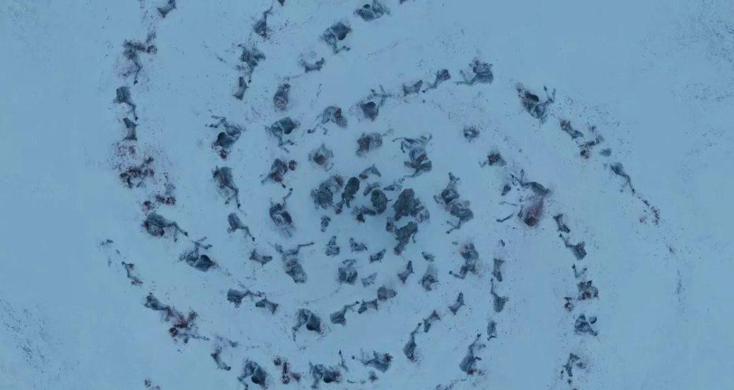 1 серия 8 сезона «Игры престолов» навела фанатов намысль оличности Короля Ночи | Канобу - Изображение 2