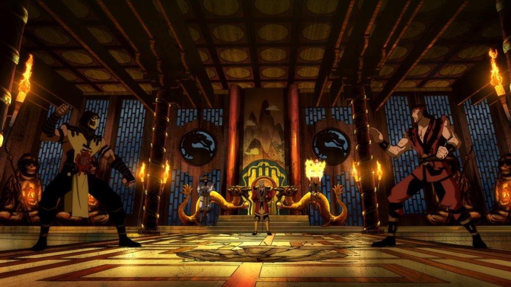 Рецензия на фильм «Легенды «Смертельной битвы»: Месть Скорпиона» | Канобу - Изображение 1401