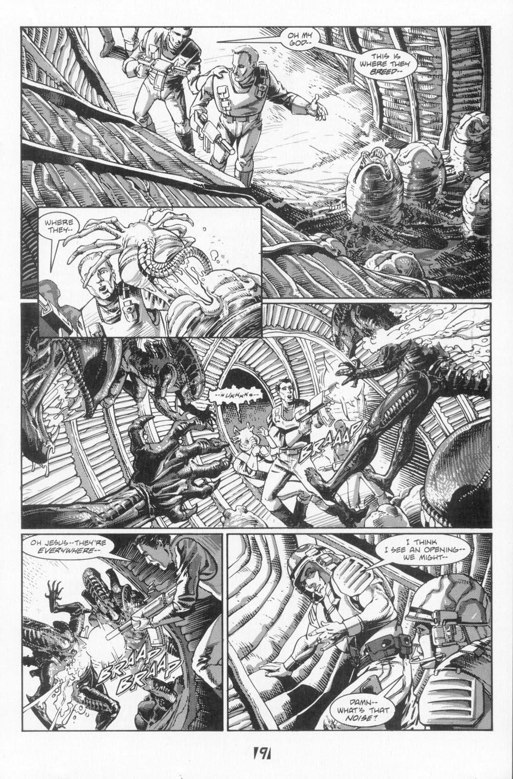 Жуткие комиксы про Чужих, откоторых кровь стынет вжилах   Канобу - Изображение 5