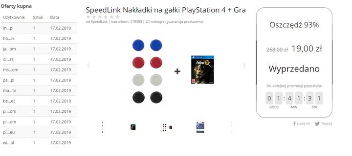 Кто даст меньше? В Польше Fallout 76 отдавали бесплатно вместе с насадками на стики за 5 долларов   Канобу - Изображение 2