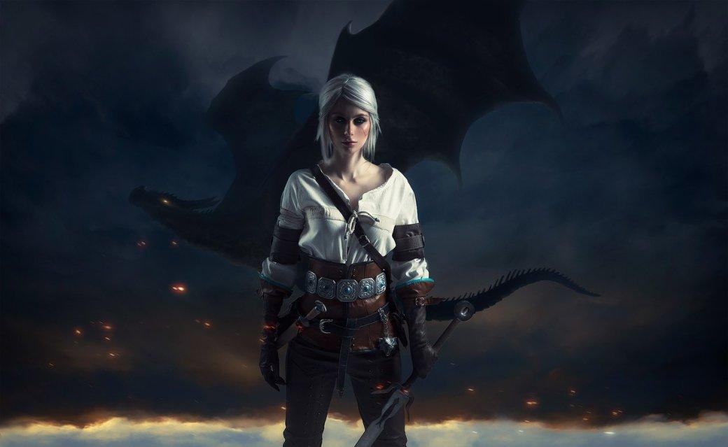 Косплей дня: ведьмачка Цири из серии игр The Witcher. - Изображение 7
