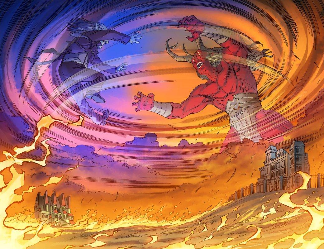 Что происходило во вселенной Injustice до событий первой игры. Часть 1 | Канобу - Изображение 12582