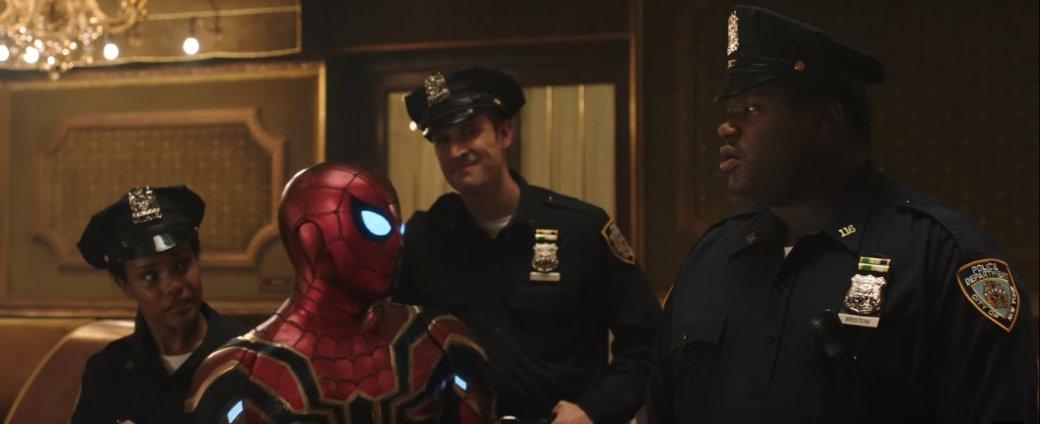 Тоска попавшим имультивселенная— что показали вновом трейлере «Человека-паука: Вдали отдома»? | Канобу - Изображение 8