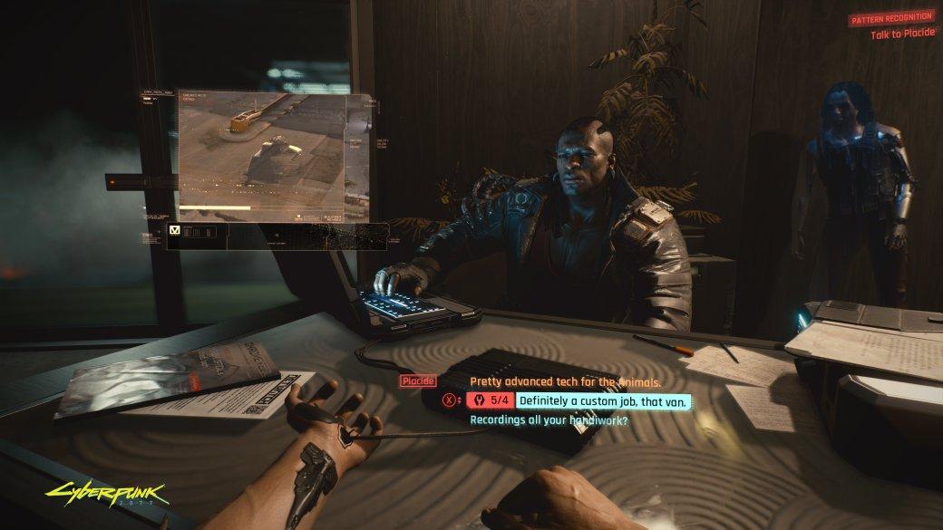 Нановых скриншотах Cyberpunk 2077 можно заметить крипового Киану Ривза | Канобу - Изображение 5