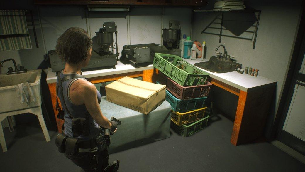 Гайд. Решение всех головоломок вResident Evil 3 Remake и коды к сейфам в Resident Evil 3 | Канобу - Изображение 5036