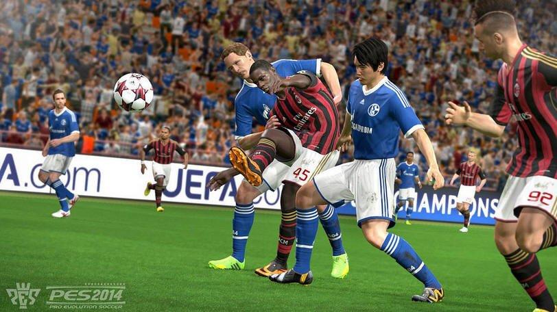Подписчики PS Plus бесплатно сыграют в PES 2014 | Канобу - Изображение 2823