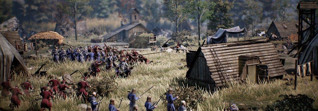 5 крутейших исторических событий, на которых основана Ancestors Legacy: викинги, англосаксы, славяне   Канобу - Изображение 3372