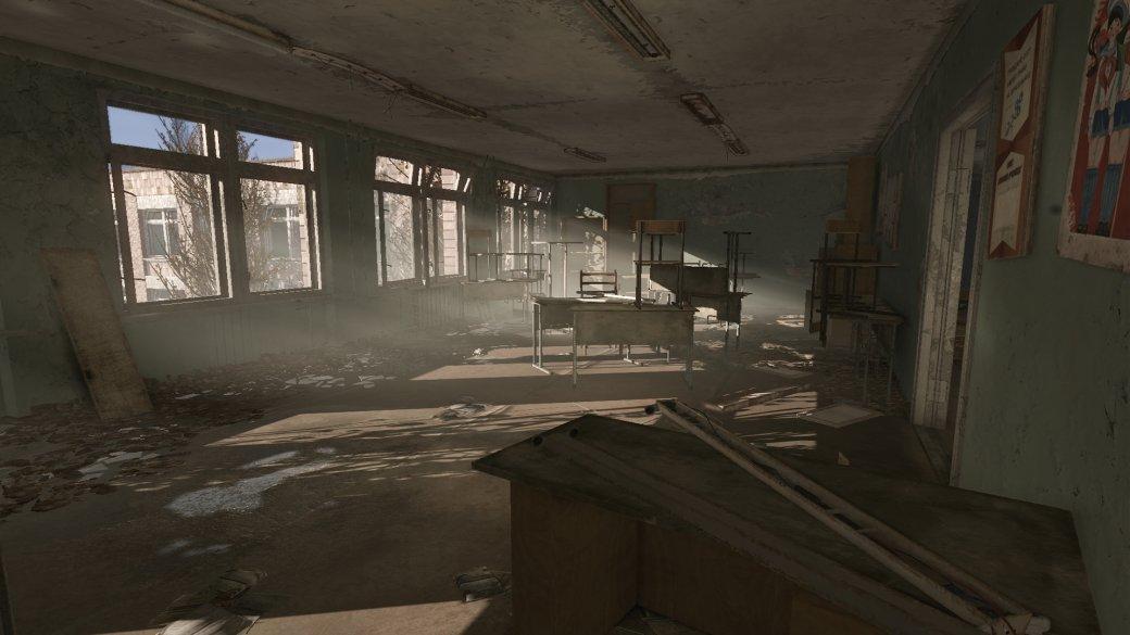 ОПрипяти, радиации итуристических местах. Как разработчики изCrytek воссоздавали зону отчуждения | Канобу - Изображение 3079