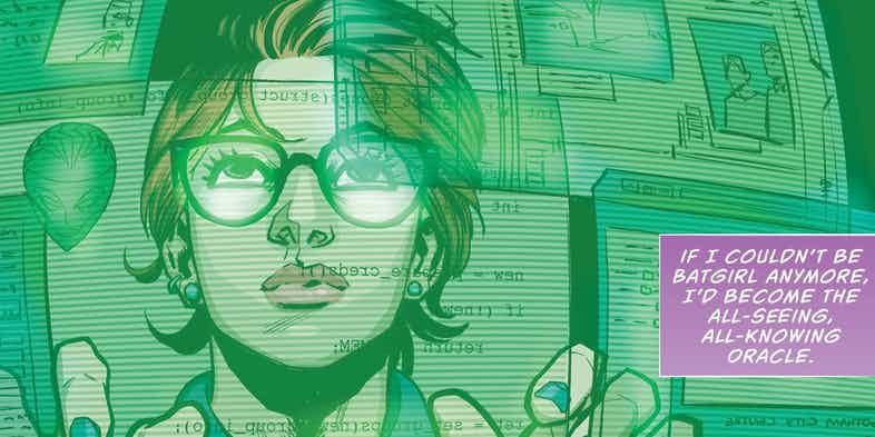 Каким будет фильм про Бэтгерл от Джосса Уидона? | Канобу - Изображение 100