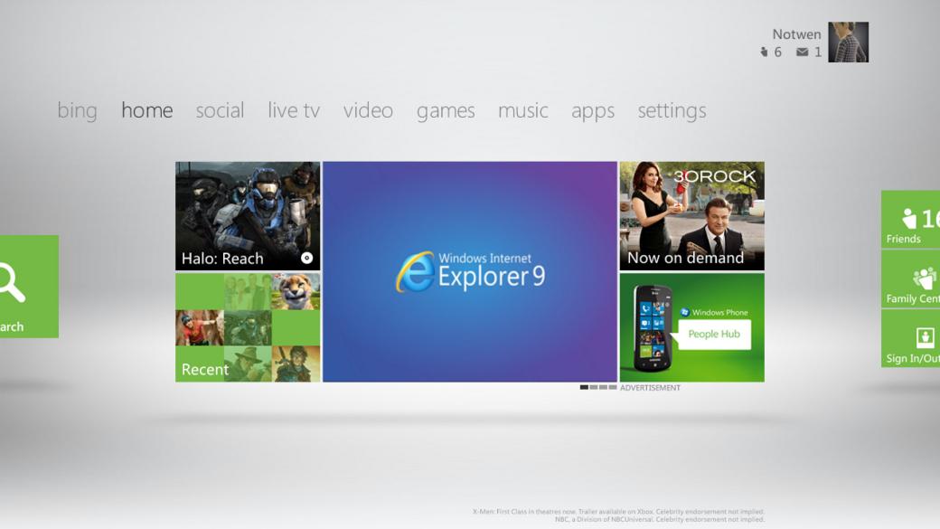 Обзор нового дашборда Xbox 360 | Канобу - Изображение 1