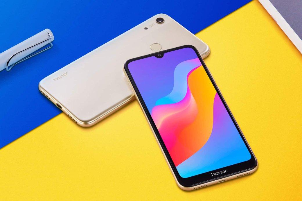 ВРоссии начинаются продажи смартфона Honor 8A: NFC-модуль ицена 9990 рублей   SE7EN.ws - Изображение 1