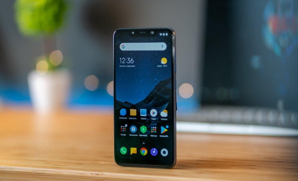 Poco Launcher от Xiaomi Pocophone F1 получил темную тему. Приложение доступно всем желающим | Канобу - Изображение 2799