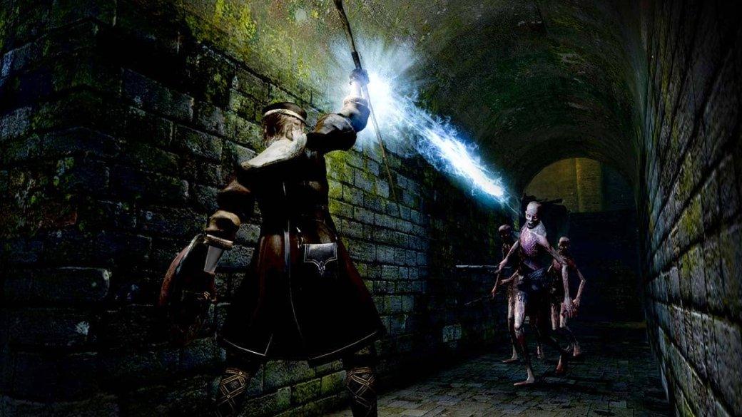 Критики оценили Dark Souls Remastered для Switch. С портативной версией игры все хорошо | Канобу - Изображение 6548