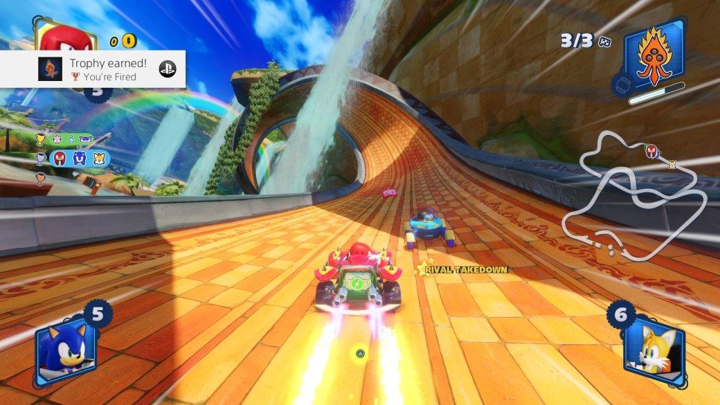 Рецензия на Team Sonic Racing | Канобу - Изображение 4372