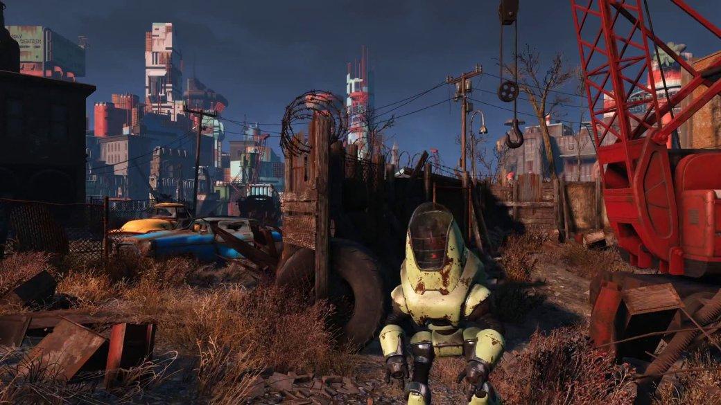 Gamescom 2015. Впечатления от презентаций Dark Souls 3 и Fallout 4 | Канобу - Изображение 2183