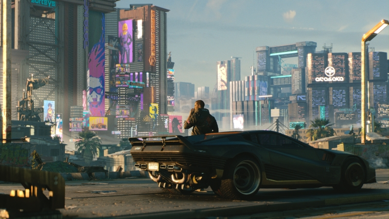 Критики назвали лучшие игры E3 2018: Cyberpunk 2077, The Last ofUs2 иResident Evil2. - Изображение 1