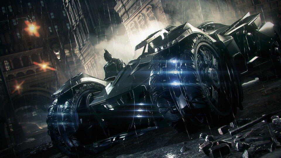 «Бэтмобиль — как стальной шар»: впечатления от Batman: Arkham Knight  | Канобу - Изображение 3