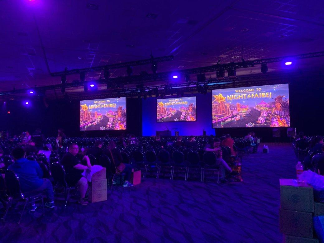 На BlizzCon в этом году развернулась настоящая Ярмарка Новолуния из World of Warcraft | Канобу - Изображение 12307