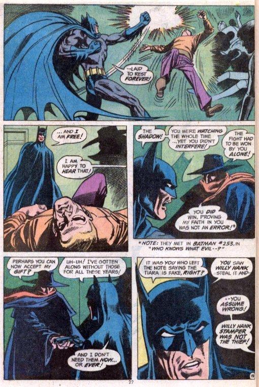 В новом кроссовере Бэтмен встретится с таинственным супергероем Тенью   Канобу - Изображение 6104