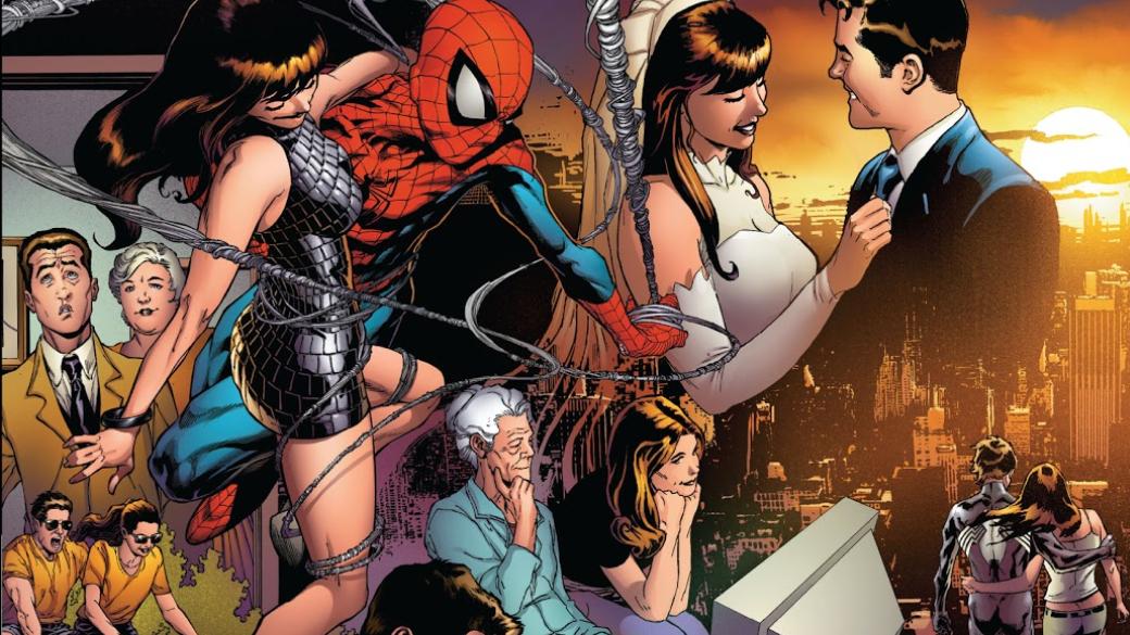 Апомните, как Marvel отменило свадьбу Человека-паука иМэри Джейн Уотсон вOne MoreDay?. - Изображение 1