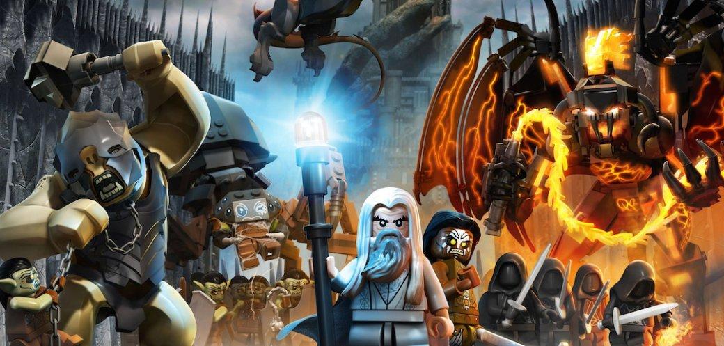 Humble Bundle раздает бесплатно Lego The Lord ofthe Rings всем желающим | Канобу - Изображение 761