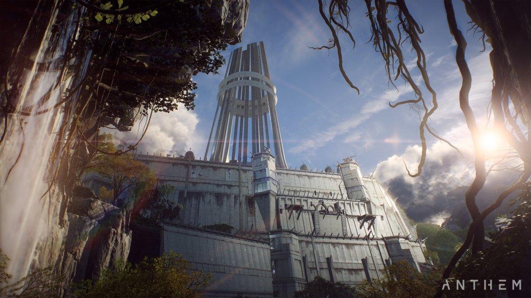 «Моя история»: BioWare выпустила новый трейлер Anthem, вкотором есть все, зачто мылюбим студию | Канобу - Изображение 3