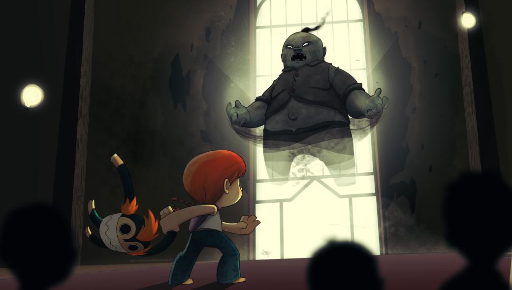 Девочка выберется из жуткого приюта в игре о детских страхах | Канобу - Изображение 1167