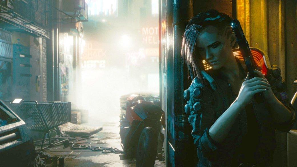 Ламповые посиделки в баре Найт-Сити. Оцените косплей Ви и Джеки из Cyberpunk 2077   Канобу - Изображение 1