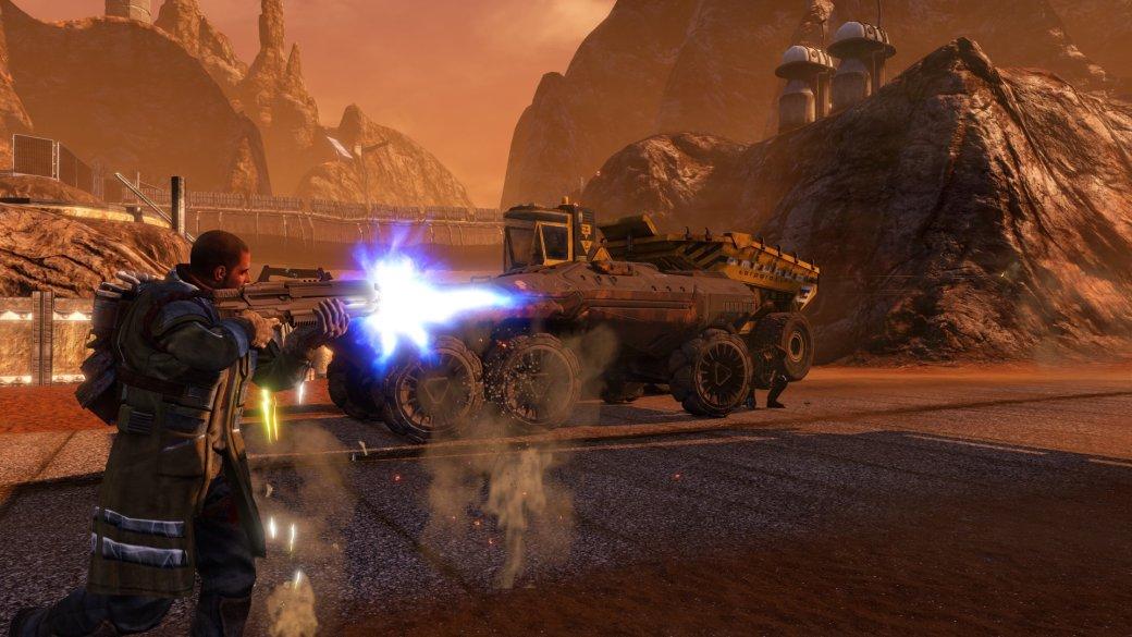Возвращаемся на Марс! THQ Nordic анонсировала ремастер Red Faction Guerrilla для PC, Xbox One и PS4. - Изображение 1