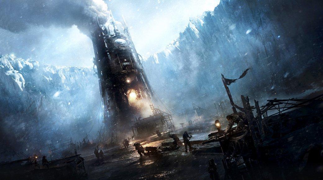 Обзор Frostpunk - рецензия на игру Frostpunk | Рецензии | Канобу