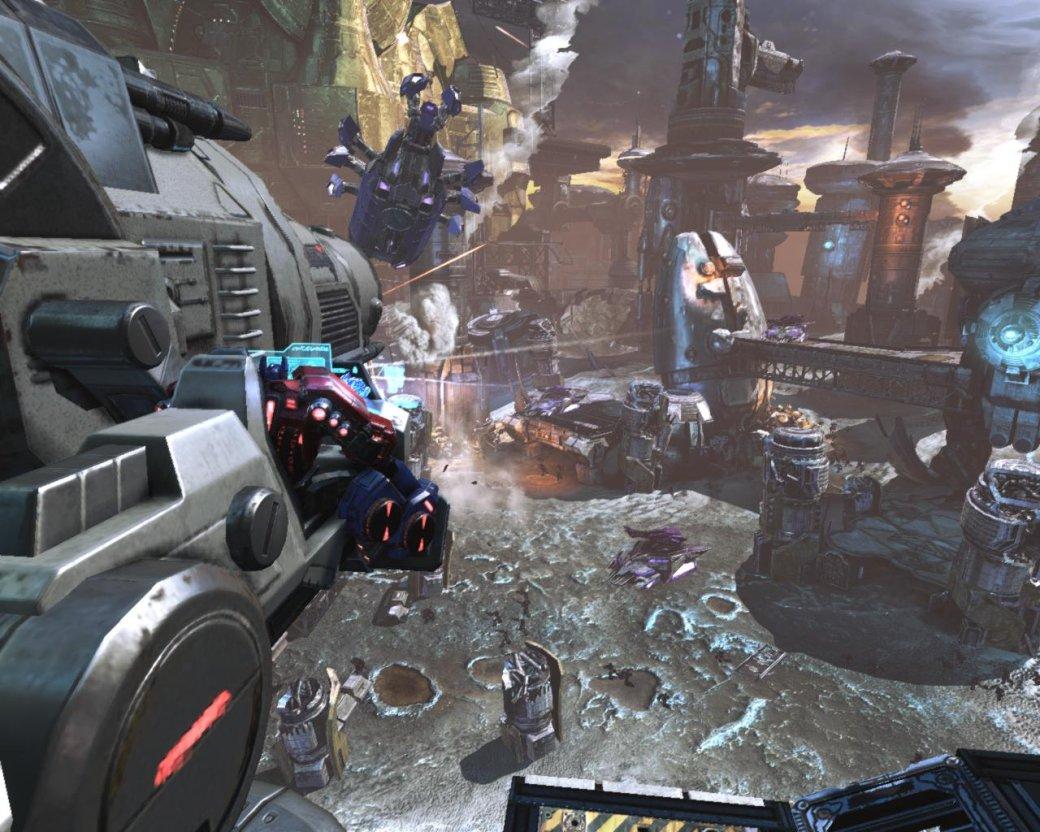 Рецензия на Transformers: Fall of Cybertron | Канобу - Изображение 7051