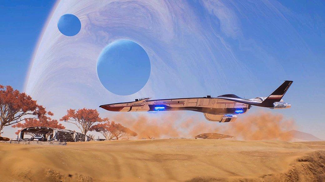 20 изумительных скриншотов Mass Effect: Andromeda | Канобу - Изображение 10