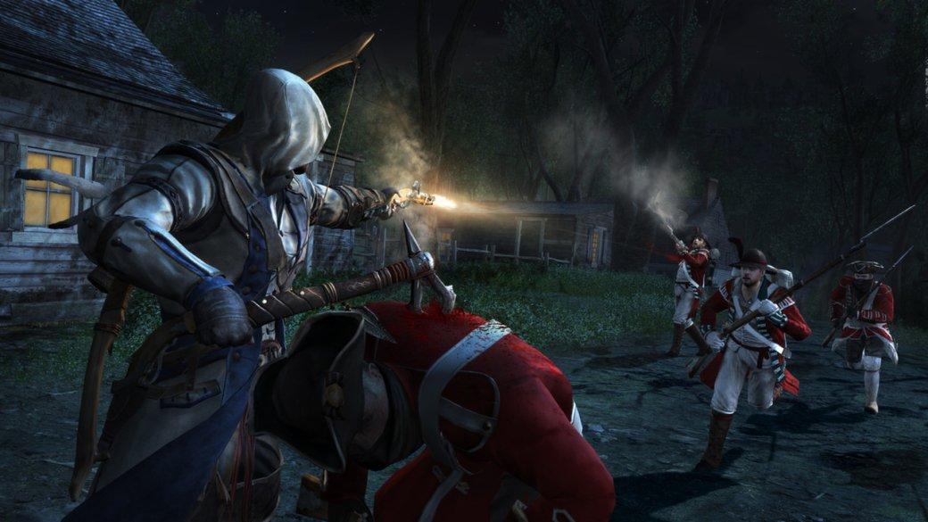 Рецензия на Assassin's Creed 3 | Канобу - Изображение 11165