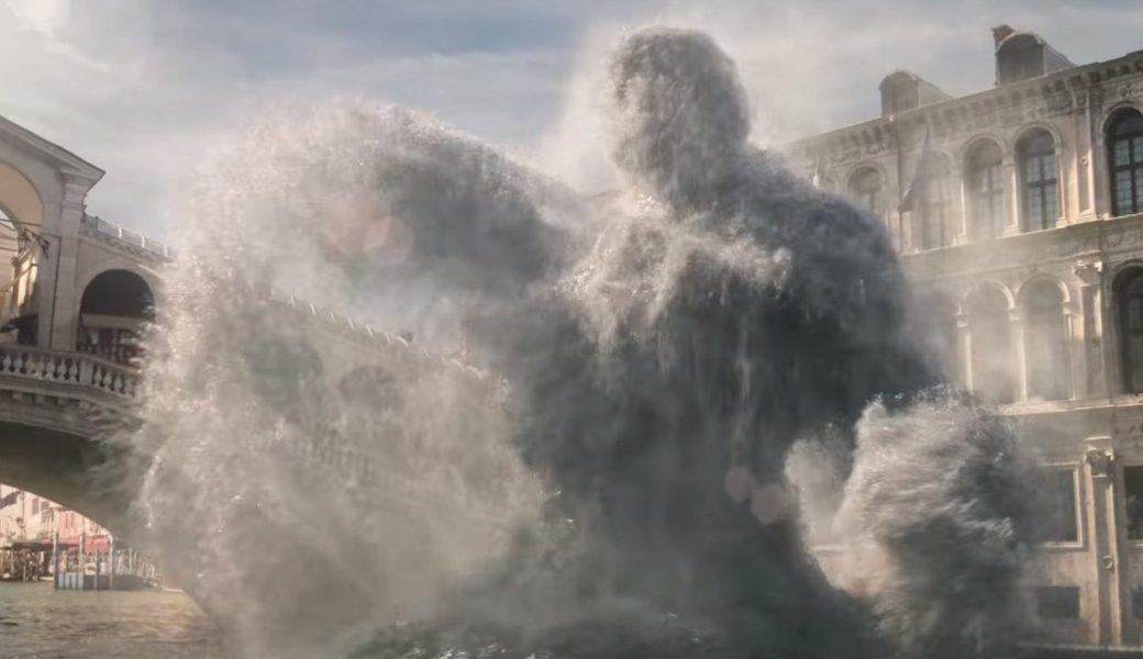 Мистерио дает отпор Водному элементалю— это новый ролик «Человека-паука: Вдали отдома»   Канобу - Изображение 4451